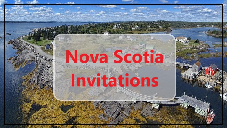 Nova Scotia Express Entry Invitations Draw – 27th April 2020