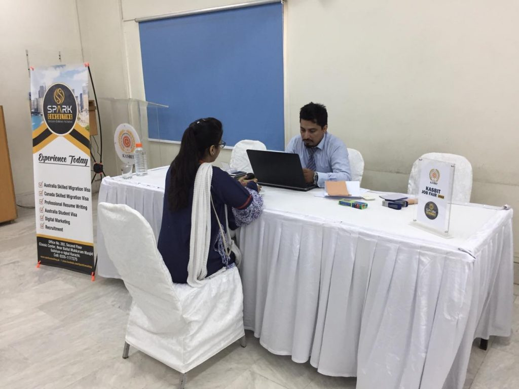 KASBIT Job Fair 2
