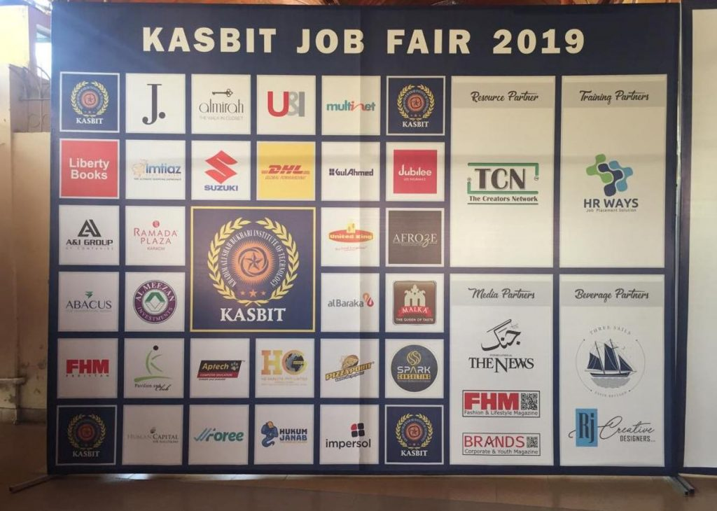 KASBIT Job Fair 1