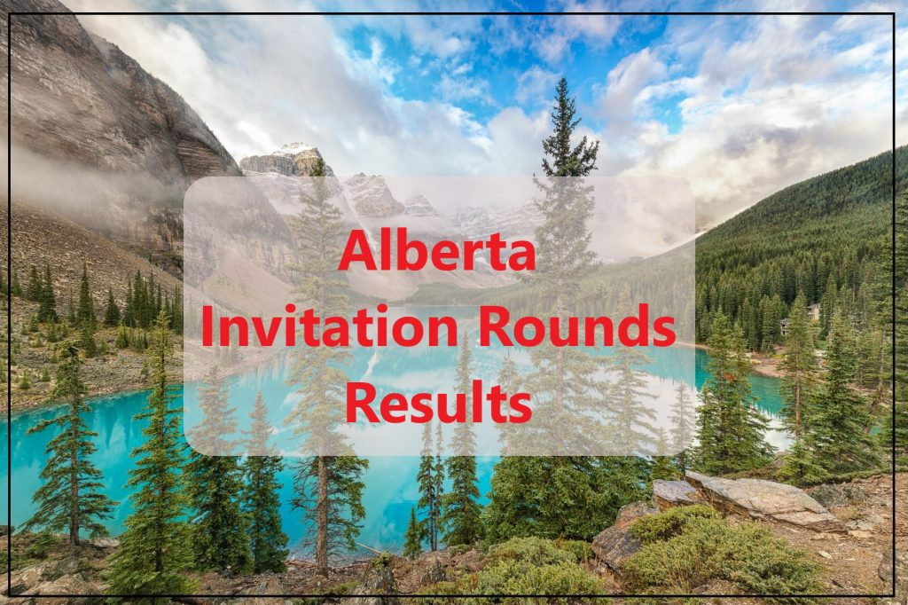 Alberta Express Entry PNP Draw