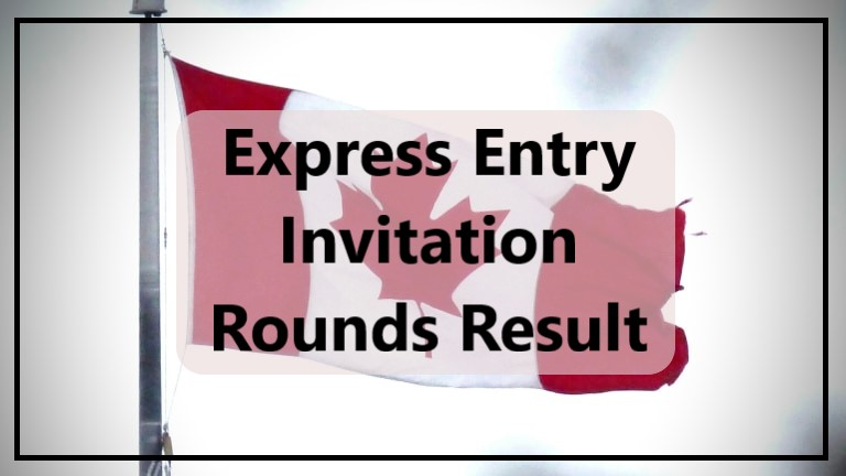 Canada Express Entry Draw – Rounds of invitations 27th May 2020