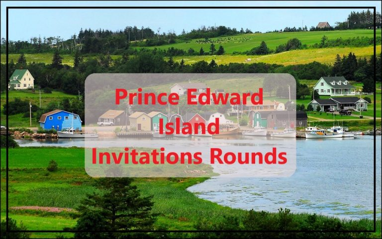 PEI PNP Latest Expression of Interest Draws