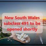 NSW 491 open soon