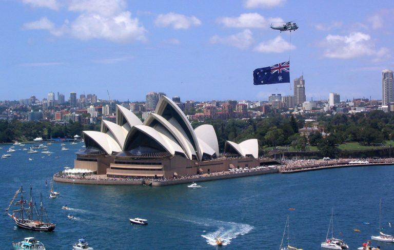 Australian Immigration Points Concept