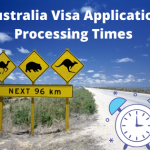 Australia Visa Application Processing Times