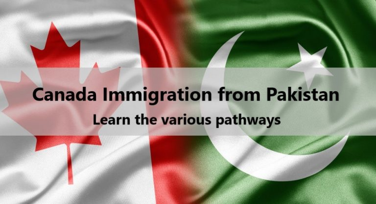 Canada Immigration from Pakistan