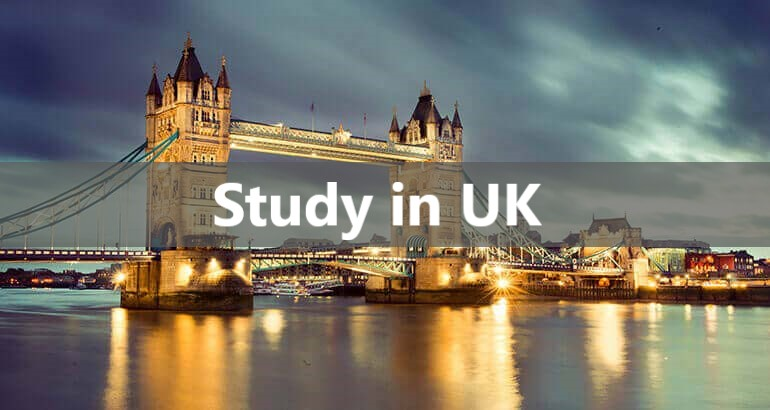 Study in UK from Pakistan - SPARK Consulting
