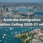 Australia Immigration Occupation Ceiling 2020-21 released